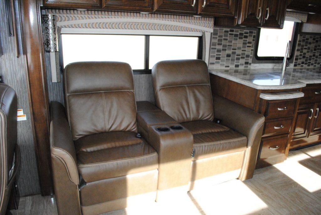 Recliner Seats