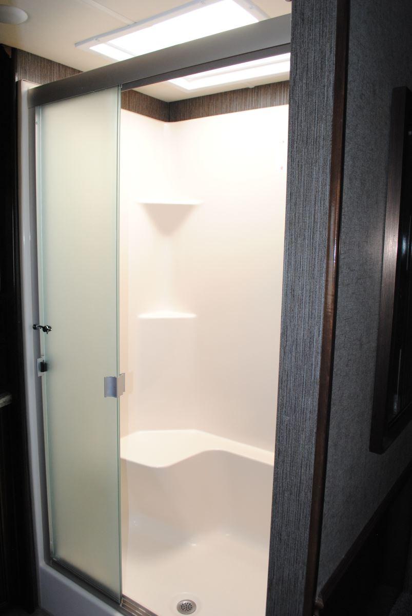Shower interio