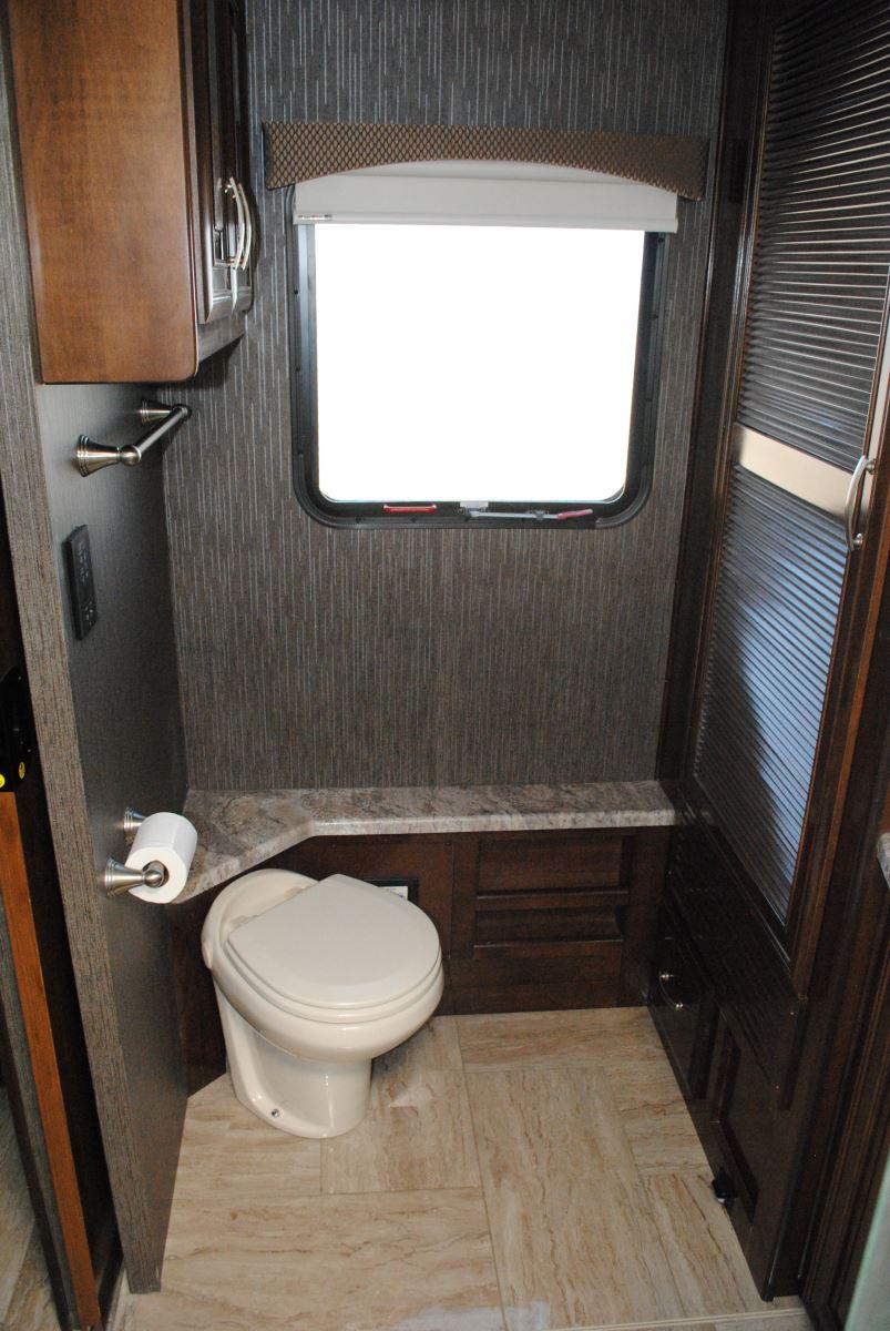 Bedroom toilet