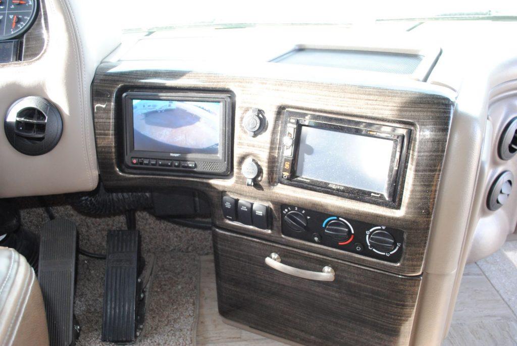 Driver console